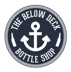 The Below Deck Bottle shop logo